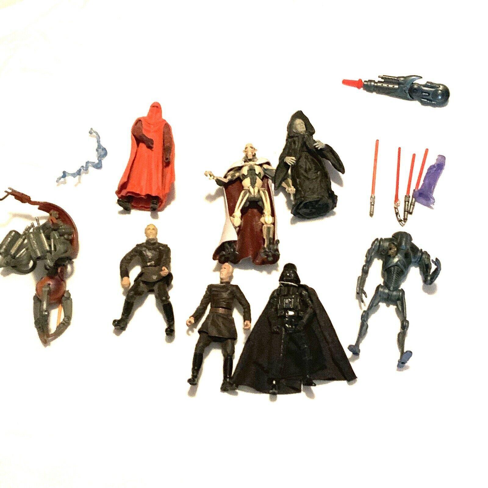Star Wars  3.75 Empire Figure Set (14 figurines)  produit de qualité