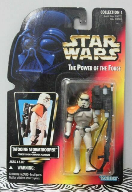 Power of the Force Action Figure Star Wars Collection 3
