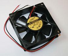 Ventilador Axial 80 Mm X 25 Mm 12 V Cc 120ma Adda ad0812mb-a70gl CC sin escobillas de refrigeración de PC