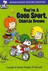 You're a Good Sport Charlie Brown De 0883929043927 DVD Region 1