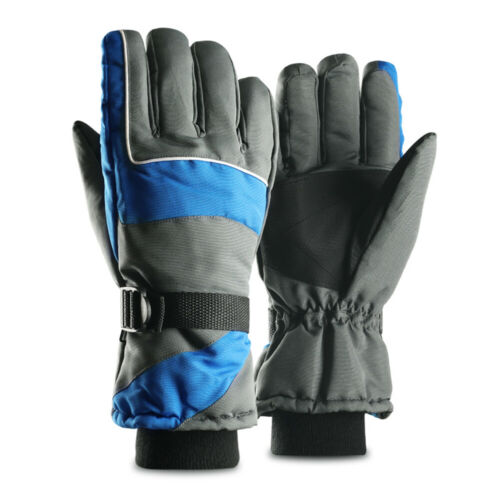 40℃ Waterproof Warm Thermal Ski Skiing Snow Snowboarding Gloves Thinsulate US
