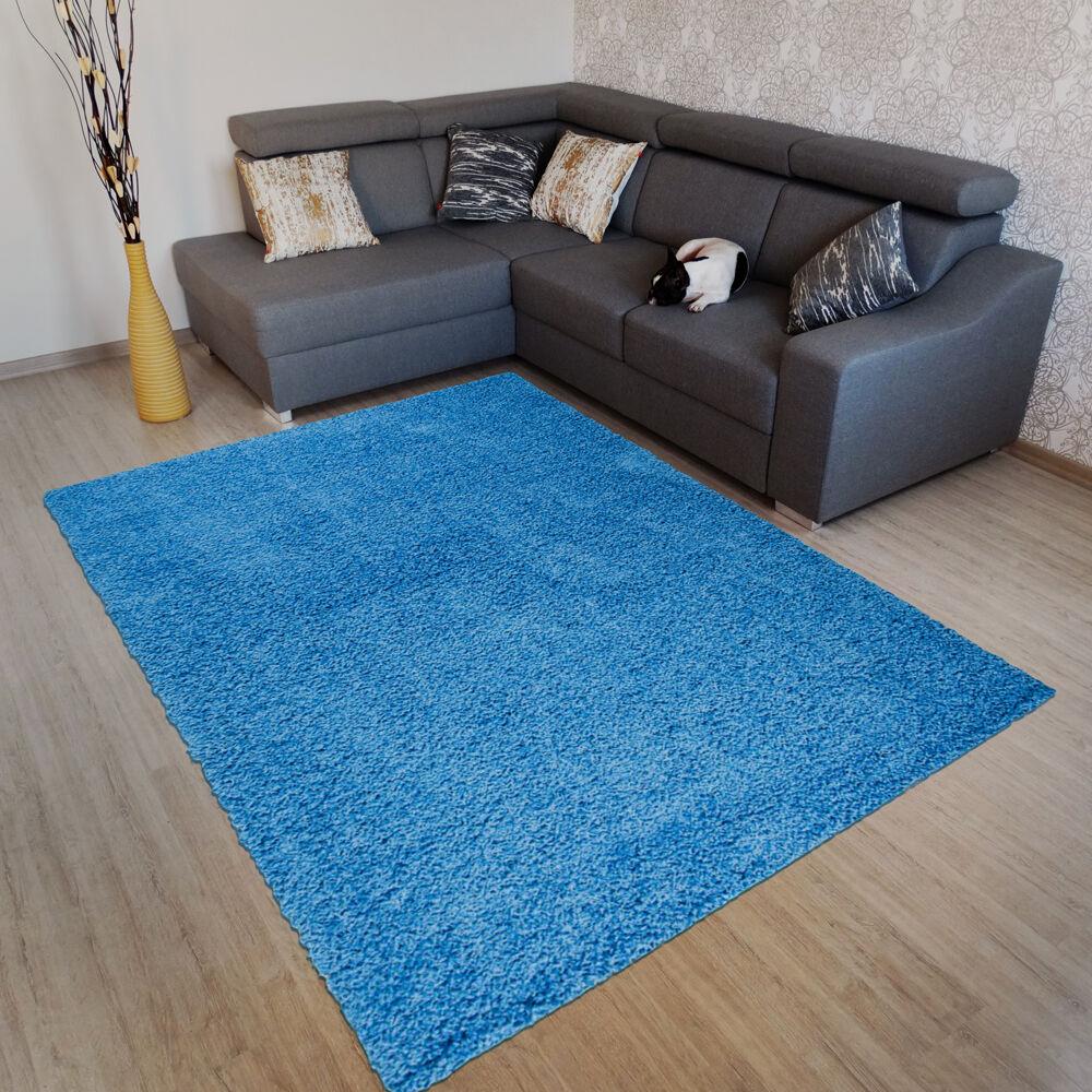 New Soft Shaggy épais épais Shaggy 5 cm Moderne Tapis Pour Salon Chambre à coucher vagues Multi cc1d63