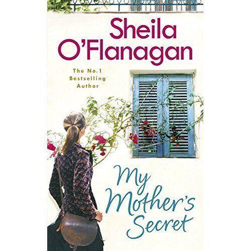 """AS NEW"" My Mother's Secret, O'Flanagan, Sheila, Book"
