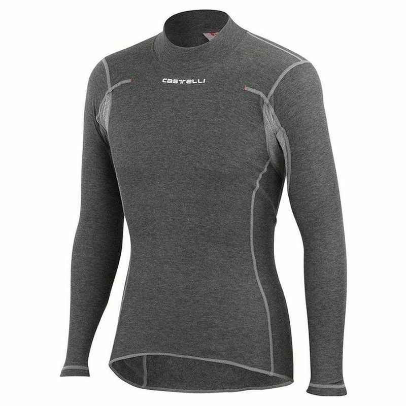 Tee shirt thermique Castelli Flanders Warm