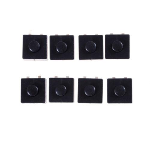 10Pcs Set 12x12x9mm Latching Tactile Push Button Switch Tact SMD PCB 2-pin UK