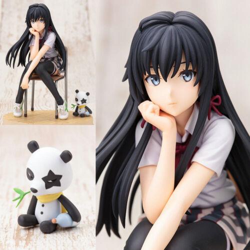 My Teen Romantic Comedy SNAFU Yukinoshita Yukino 1//8 Figure Model Gift Boxed