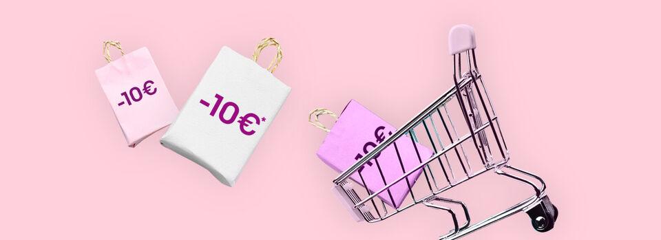 Código BACKGIFT - ¡10€ de descuento en tus artículos favoritos!