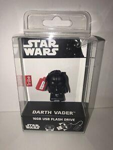 16GB Star Wars TLJ Darth Vader USB Flash Drive