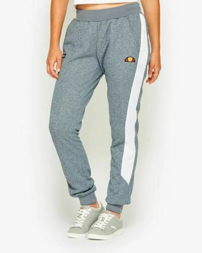 Ellesse Nervetti Bottoms Fitness Sport Gym Jogger Trousers in Grey /& Lilac