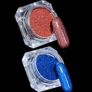 2Boxes-Nail-Glitter-Powder-Holographic-Holo-Nail-Art-Pigment-Dust-DIY