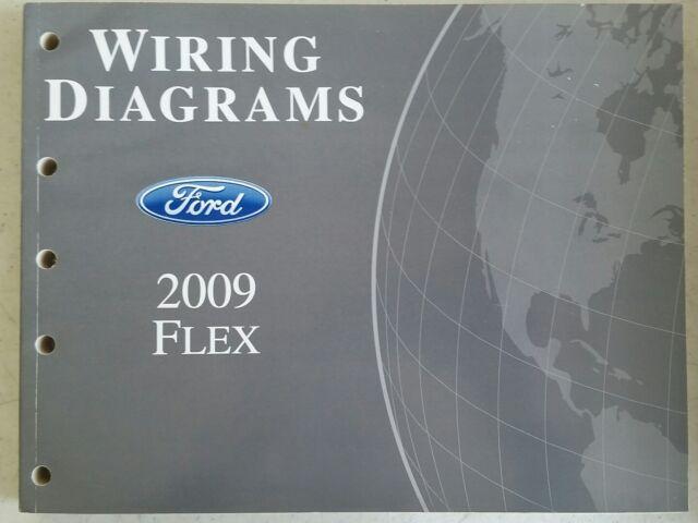 2009 Ford Flex Wiring Diagrams