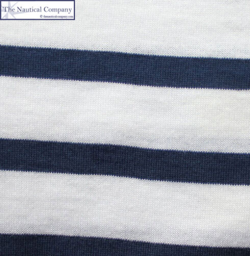 BNWT French Striped Breton Top for Boys /& Girls White//Navy Blue Long Sleeves