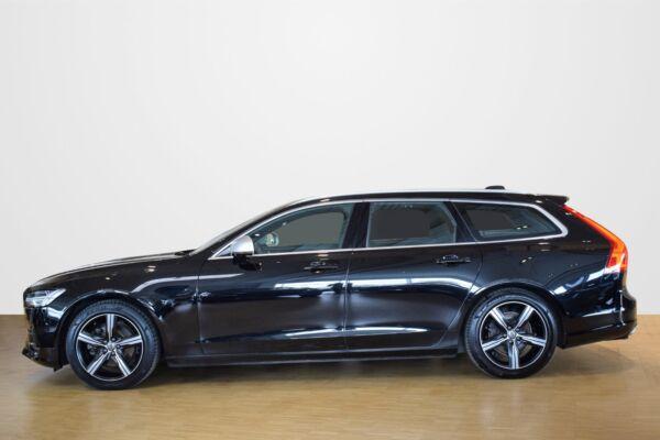 Volvo V90 2,0 D4 190 R-Design aut. AWD - billede 1