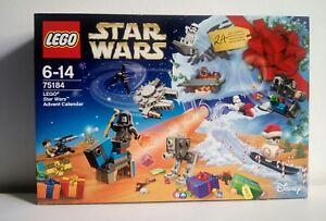 lego-75184-CALENDRIER-DE-L-039-AVENT-STAR-WARS-2017-DISNEY-NEUF