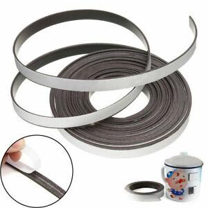 1M-5M-Magnetband-selbstklebend-Magnetklebeband-Magnetstreifen-15-x-1-5mm-Stark