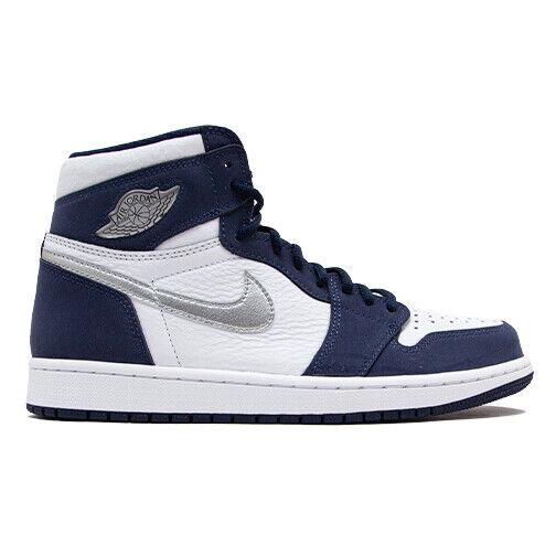 Size 11 - Jordan 1 Retro High co.JP Midnight Navy for sale online ...
