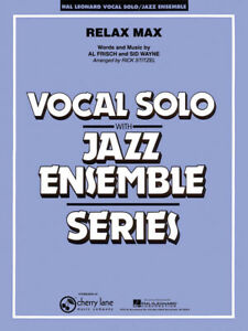Relax-Max-VOCAL-Singing-VOICE-Solo-and-Jazz-Ensemble-Set-MUSIC-SCORE-amp-PARTS