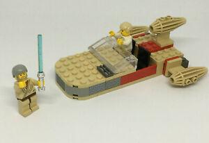 LEGO-Starwars-7110-Landspeeder-1999-100-Complete