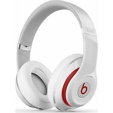 Refurbished Beats by Dr. Dre Studio 2.0 Over-Ear Headphones White
