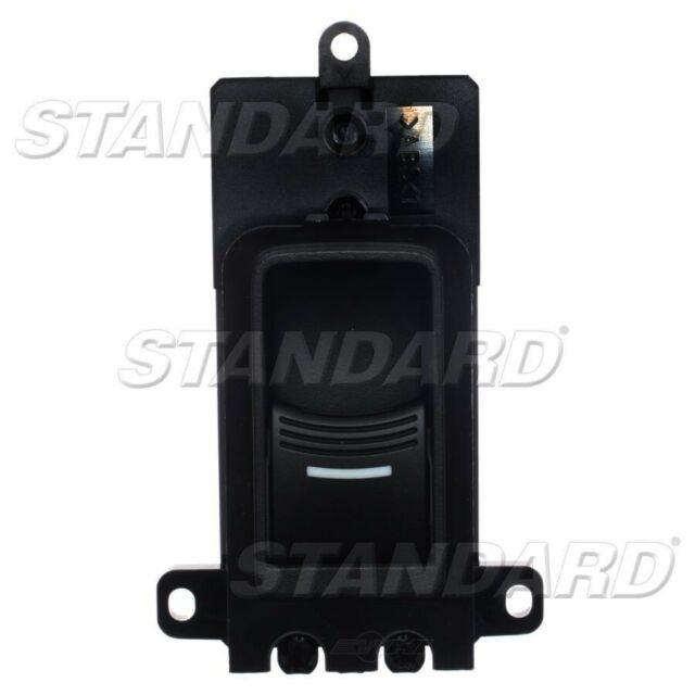Door Power Window Switch Rear Standard DWS-207 Fits 09-14