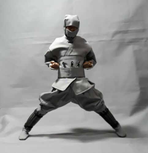 #70-9,scale is 1//6 clothes for a 12 inch NINJA figure