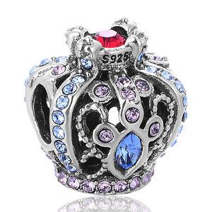 Sparkling-Royal-Crown-Charm-Silver-European-Charm-Wedding-gift