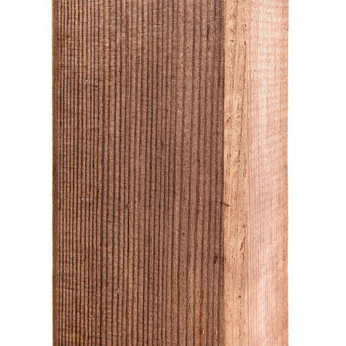 Zaunpfosten Holzpfosten Baumpfosten Zaun Pfosten HaGa® 7cmx7cmx180cm 1 Stück