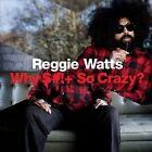 Why Shit So Crazy [DVD/CD] [PA] by Reggie Watts (CD, May-2010, 2 Discs, Comedy Central Records)