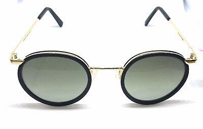 6a51118b3b1d Randolph Engineering Sunglasses P3 Fusion,Gold Plate,49mm Green Gradient, Skull