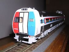 WALTH/PROTO #920-14840  AMTRAK 85' Budd Metroliner Coach #809 H.O.Gauge