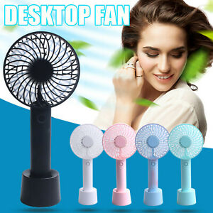 Mini-Portable-Hand-held-Desk-Fan-Cooling-Cooler-USB-Air-Rechargeable-Conditioner
