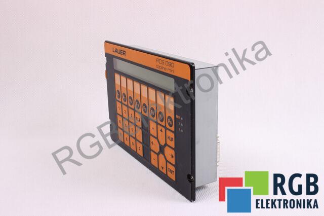 PCS090 PG 090.206.D 201295 PCS 090 TOPLINE MINI LAUER ID1055
