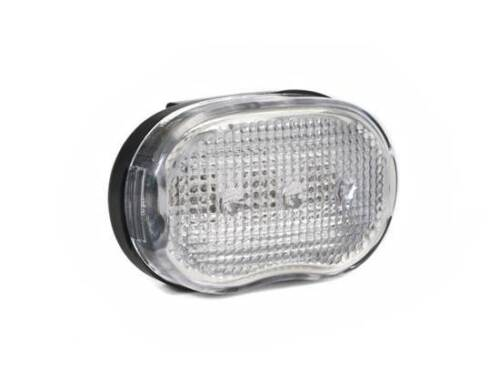 Raleigh RX 3.0 LED Front Light  battery operated with 2 x AAA are included