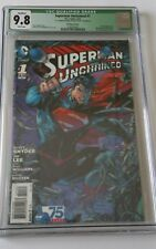 Superman Unchained #1 (August 2013, DC)