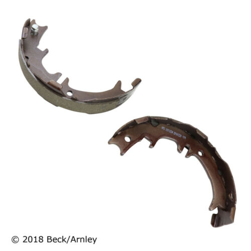 Parking Brake Shoe Rear Beck//Arnley 081-3234