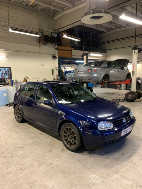 VW Golf IV, 1,8 GTi Turbo, Benzin, 1999, km 290500,…