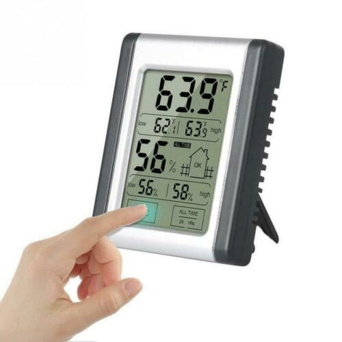 BF LCD Digital Thermometer Hygrometer Temperature Humidity Monitor Tester Indoor