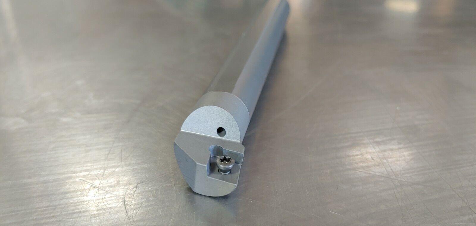 "Kennametal C12S-KTFPR3 3//4/"" x 10/"" Solid Carbide Boring Bar"