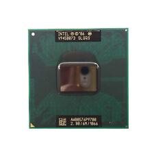Intel Core Duo P9700 SLGQS 2.8 GHz 6MB 1066MHz Prozessor Für Notebook-Computer