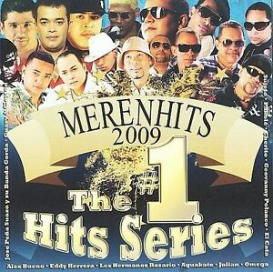 Merenhits 2009 by Various Artists (CD, Dec-2008, Sony Music Distribution  (USA))
