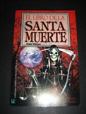BOOK EL LIBRO DE LA SANTA MUERTE HOLY DEATH oracion para la paz y la armonia
