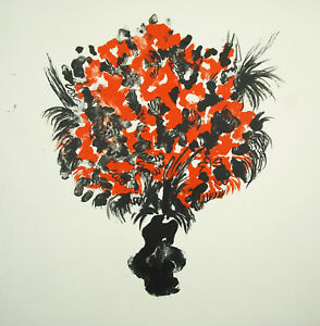 Nina-Vidrovitch-1930-Print-Signed-in-034-Mon-Friend-Pons-034-Student-Paul-Colin