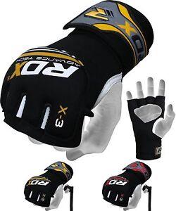 RDX-MMA-Grappling-Gloves-Boxing-Wraps-Punching-Bag-Muay-Thai-Inner-X3-US