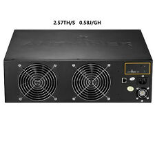 Bitmain Antminer S4+ 2.6TH/s Bitcoin Miner – SHA256 ASIC Mining Rig Server