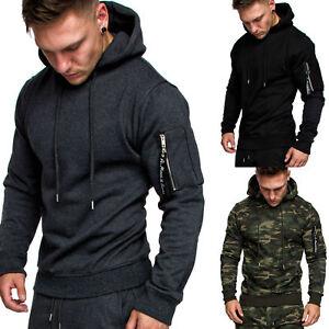 """Hommes Cargo-style Capuche-pull Sweatshirt Hoodie Sweater Camouflage 4003-er Sweatshirt Hoodie Sweater Camouflage 4003"""" afficher Le Titre D'origine Couleurs Harmonieuses"""