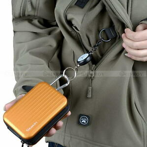 New-Retractable-Pull-Chain-Reel-Card-Badge-Holder-Recoil-Belt-Plastic-Key-Chain