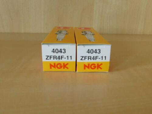 7,90 €//pezzo 2 candele NGK zfr4f-11 SEA-DOO 3d 947 di BJ 06-07