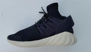 ADIDAS Tubular Doom Primeknit Sneaker Originals Scarpe Da Ginnastica uk12 NERO s74921