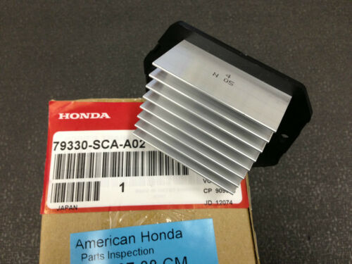 Genuine OEM Honda CR-V CR-Z Insight Odyssey HVAC Blower Motor Resistor CRZ