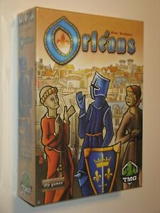 Tasty Minstrel Games Brand New!! Orleans Board Game Expansions